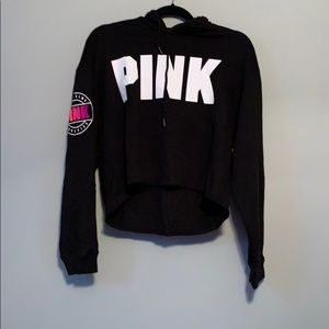Victoria Secret PINK Cropped Hoodie
